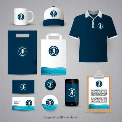 Corporate branding apparel