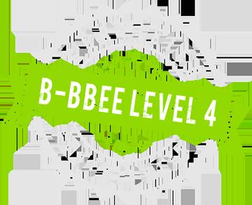 BEEE Certicate level 4